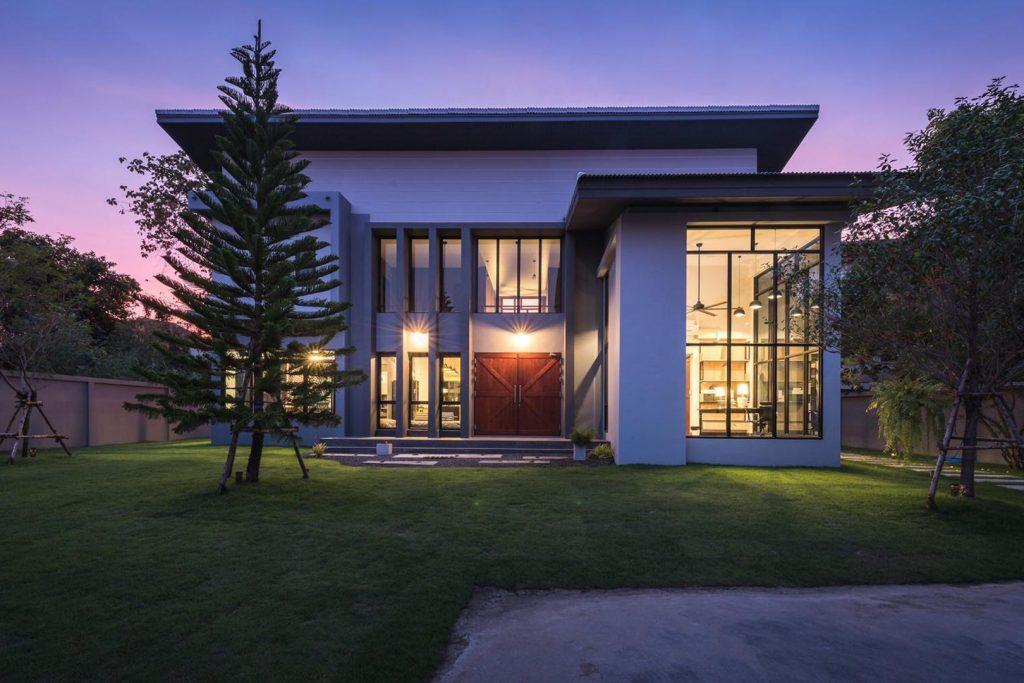 B1607 บิวท์ ทู บิวด์ รับสร้างบ้านคุณภาพ แบบบ้าน 2 ชั้น (5)